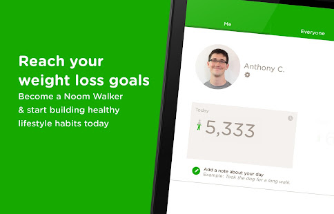 App Noom Walk Pedometer APK for Windows Phone