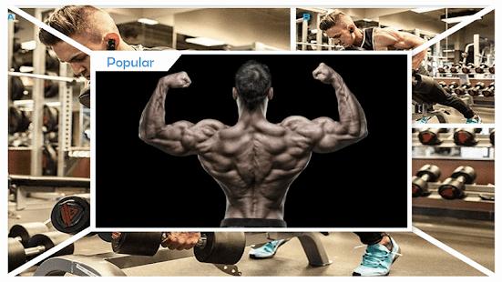 Ultimate Bodyweight Back Workout - náhled