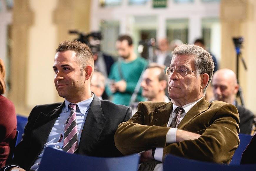 Sergio y Juan Domínguez.