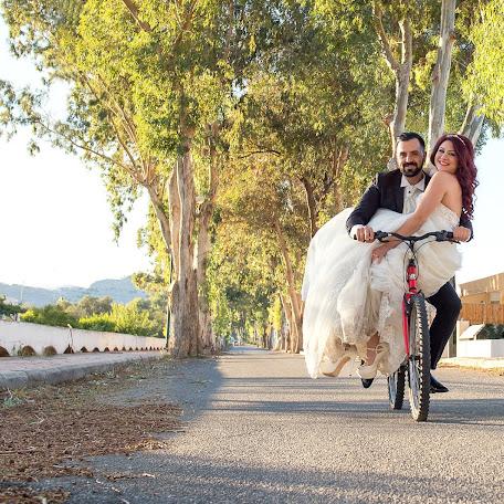 Wedding photographer Vlasis Vlachos (vlachos). Photo of 21.03.2017
