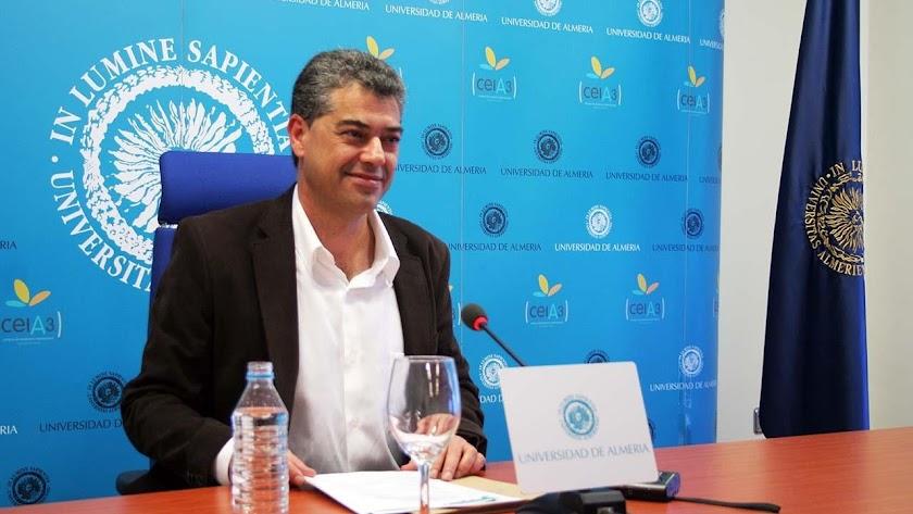 Carmelo Rodríguez ha presentado un informe de su gestión.