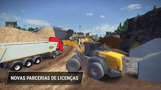 Construction Simulator 3 V1.1 Apk Mod (Dinheiro Infinito) 4