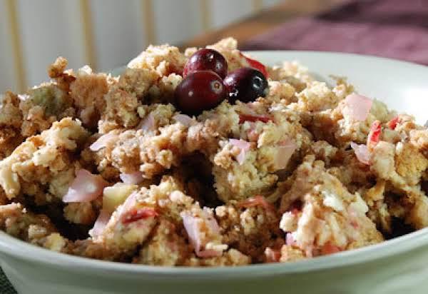 Cranberry Stuffing Recipe