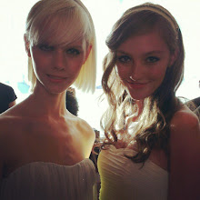 Photo: Backstage at Erin by Erin Fetherston S/S13