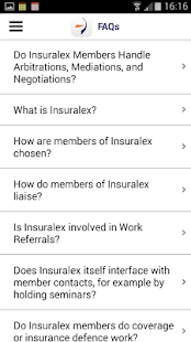 Insuralex- screenshot thumbnail
