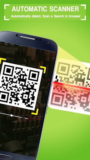 QR Code Reader Barcode Scanner screenshot 3