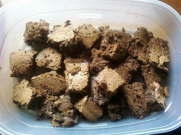 Mmm Mmm Brownies Recipe