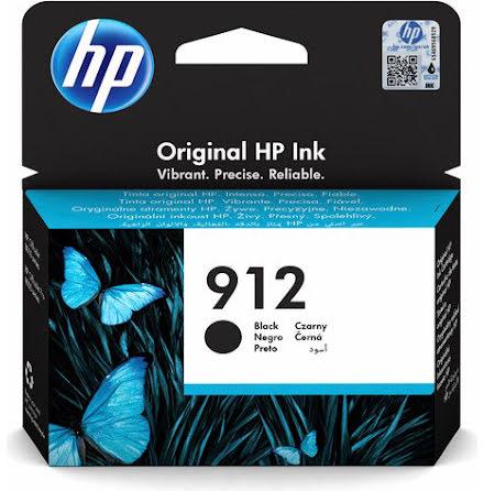 Bläck HP 912 3YL80AE svart