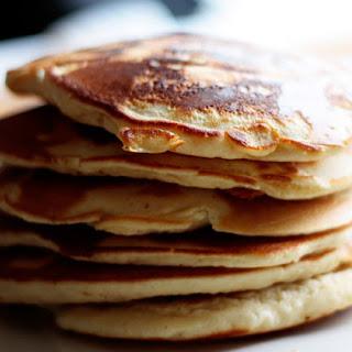 1-2-3 Gluten Free Pancakes.
