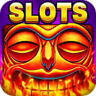 Slots - Tiki Riches Hot Vegas Slot Machines Online icon