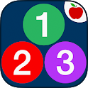 Learn Numbers Flash Cards Game icon