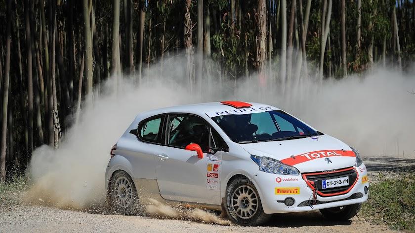 Este fin de semana comienza  la Peugeot Rally Cup Ibérica