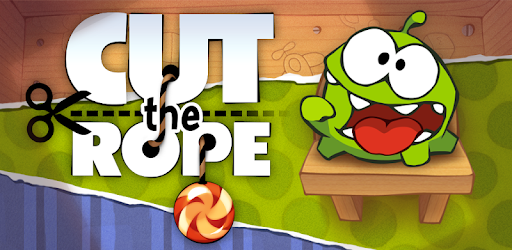 Cut the Rope game for Android screenshot