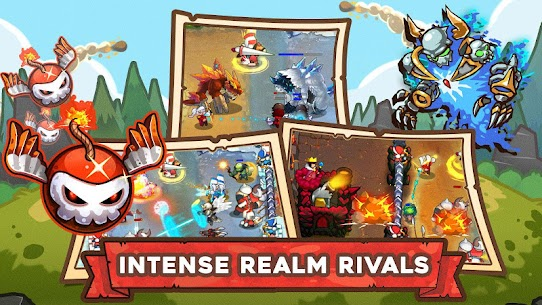 King Rivals: War Clash – PvP Android APK Download 5