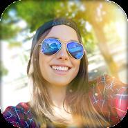 Girl Selfie Editor APK icon