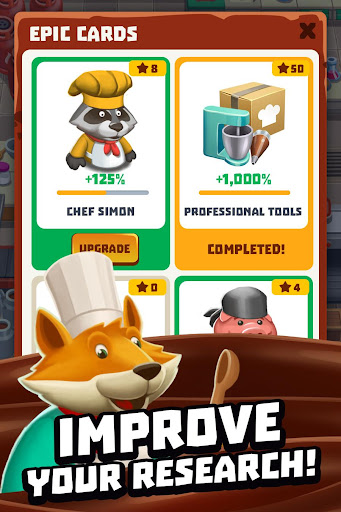 Idle Cooking Tycoon - Tap Chef 1.23 screenshots 9