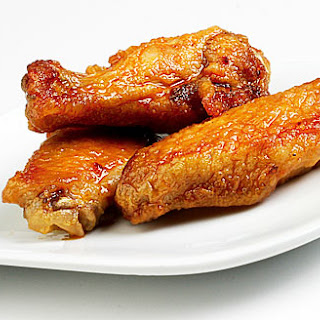Crock-Pot Honey Garlic Chicken Wings.