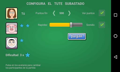 Tute Subastado 1.3.0 screenshots 20