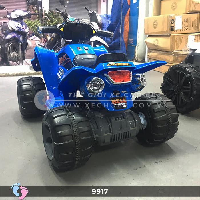 Xe moto điện trẻ em 9917 9