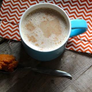 Pumpkin Chai Tea Latte