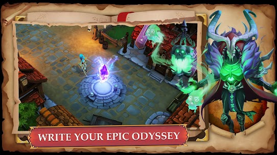 Epic Odyssey Apk Download For Android and Iphone 6
