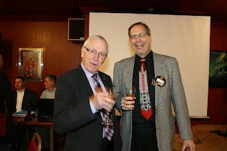 Photo: John Dugan and Paul Baker