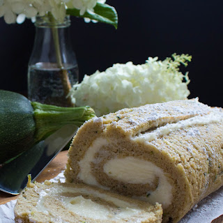 Zucchini Bread Roll