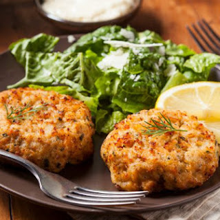 Crab Cakes With Imitation Crab Recipes.