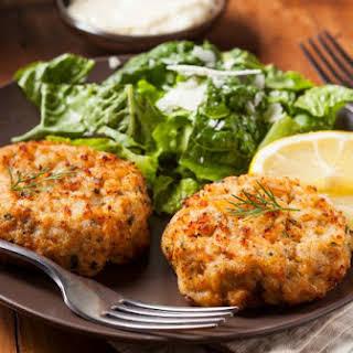 Crab Cakes With Imitation Crab Recipes.