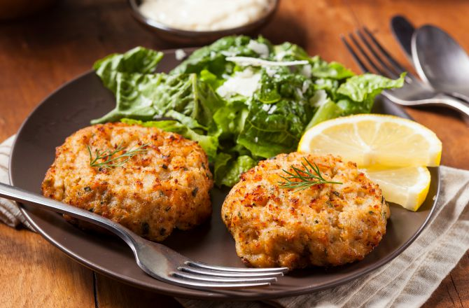 Imitation Crab Meat Crab Cake Recipe
