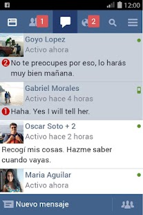 Facebook Lite Screenshot