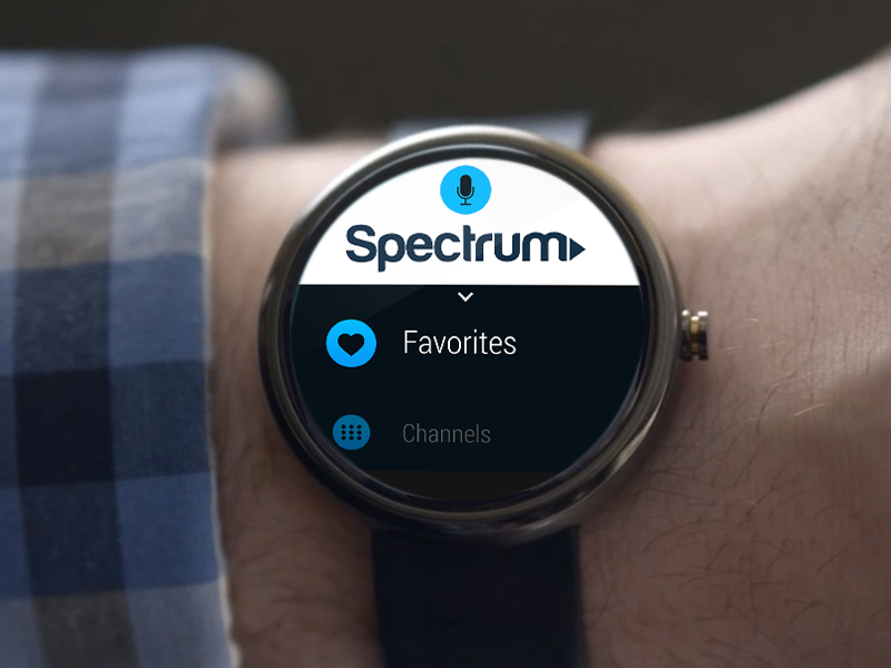 Spectrum TV- screenshot