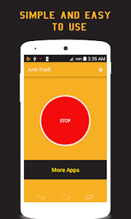 Don't Touch My Phone (Anti-Theft Security Alarm) - náhled