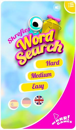 Skrofies Word Search