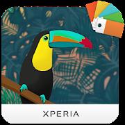 App XPERIA™ Toucan Theme APK for Windows Phone