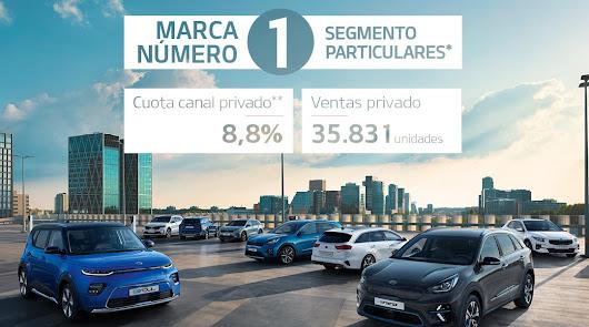 Kia Automóviles Robe, celebra los excelentes resultados de la marca en España