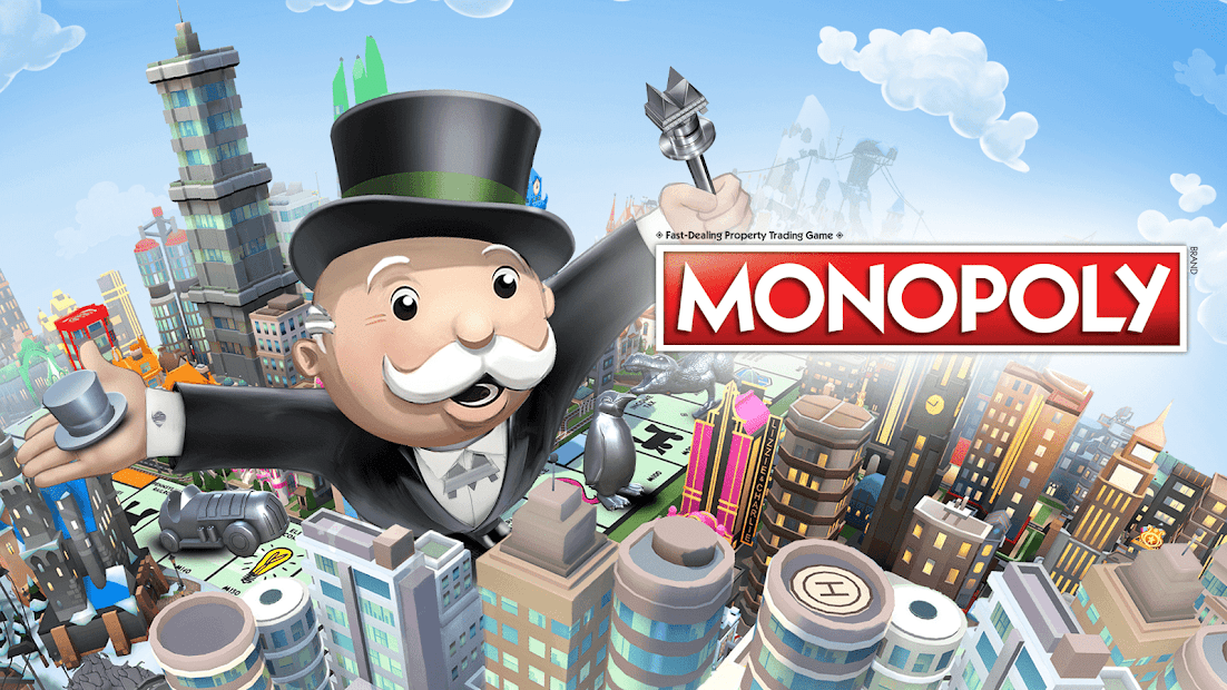 Monopoly - Board game classic about real-estate! Android App Screenshot