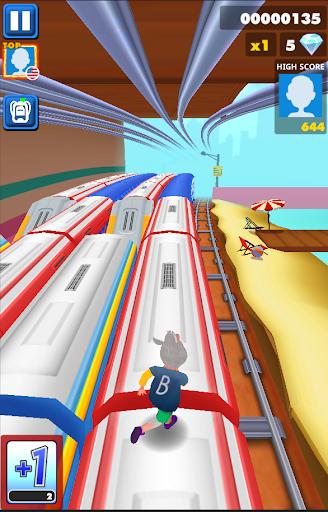 Subway Booba Metro 3 screenshots 1