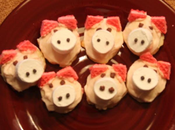 Cute Pig Cookies Recipe