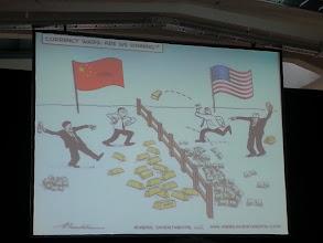 Photo: willem middelkoop ~ currency wars west vs. east
