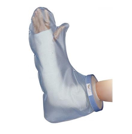 Duschskydd för gips eller bandage