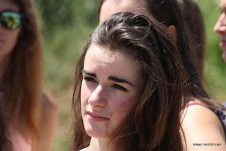 Photo: 30.05.2015.- Visita alumnado Lycée René Cassin de Bayona. Parque Mártires de la Libertad