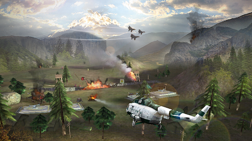 Gunship Strike 3D screenshot 4