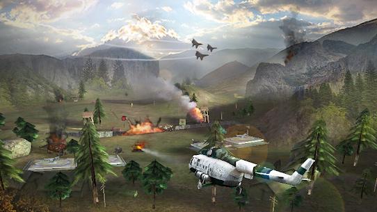 Gunship Strike 3D MOD Apk 1.1.0 (Unlimited Money) 4