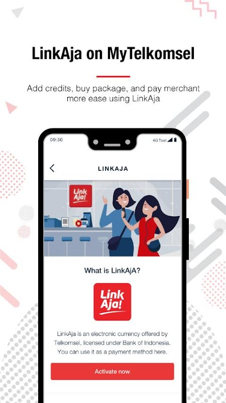 MyTelkomsel APK Latest Version Download - Free Tools APP for Android