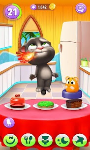 My Talking Tom 2 Mod Apk v2.1.0.1001 [Unlimted Money] 5
