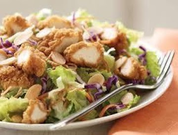 Incredible Asian Salad With Chicken Recipe