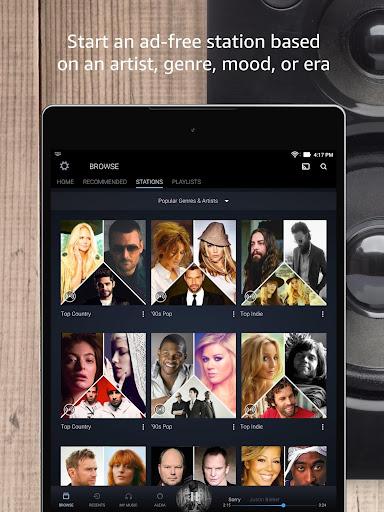 Amazon Music 15.17.2 screenshots 10