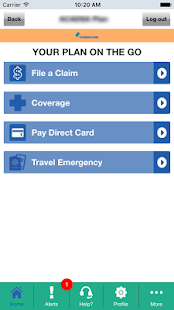 Studentcare mobile- screenshot thumbnail