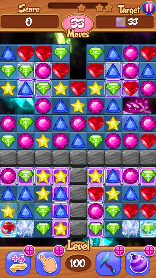 Crystal Insanity Jewel Garden Android Apps on Google Play